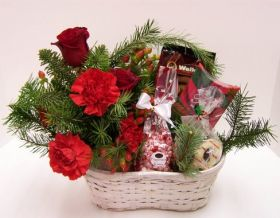 Christmas Combo - Blooms & Delights