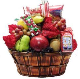 Fresh Fruit & Munchies