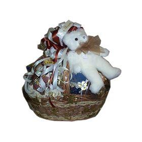 Comfort Bear Basket