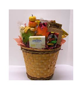 A Harvest Gourmet Snack- Giving Thanks