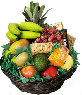 Fruit & Chocolates